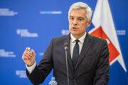 Minister zahraničia Ivan Korčok.
