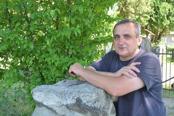 Pavel Kyseľ starostuje v Polichne tretie volebné obdobie. V komunálnej politike sa však pohybuje už tri desaťročia.