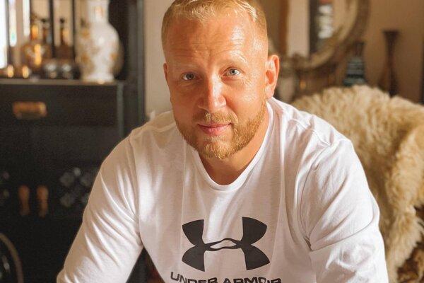 Maroš Kováčik.