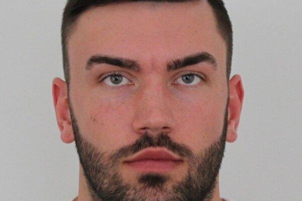 Hľadaný Ivan Tomčík.