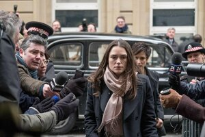 Keira Nightley vo filme Štátne tajomstvo.