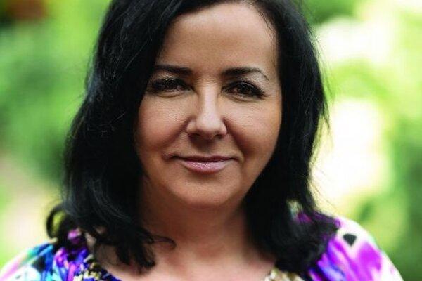 Lekárka Renáta Valkyová.