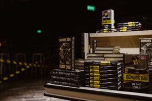 Klbko zmijí. Tak sa volá 30. kniha Dominika Dána. Vyšla 30. júla 2020