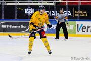 Fínska posila do útoku HC Nové Zámky Janne Väyrynen