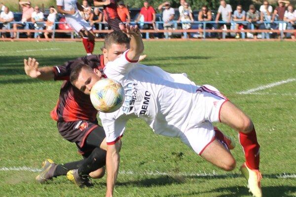 Zápas Gerlachov - Raslavice nemal víťaza. Domáci v závere nepremenili penaltu.