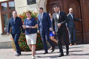Radnica uhradí oprávnené náklady za záchranné práce na Mukačevskej.
