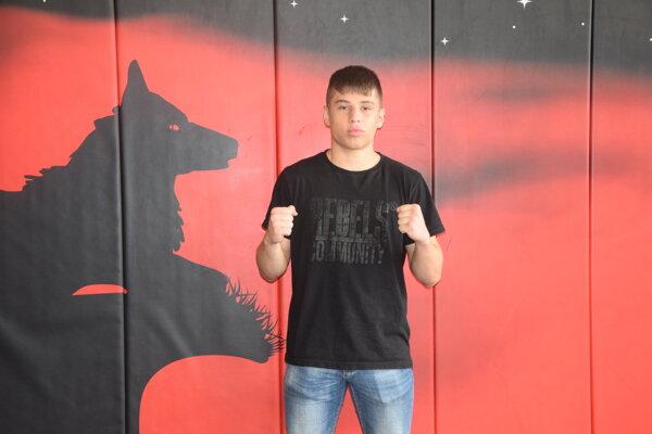 Mário Brezovský z Wolf Pride Gymu Žilina.