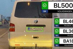 Aplikácia Hakatron bude skenovať značky EČV v reálnej premávke