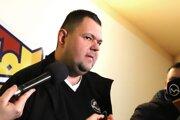 Športový riaditeľ klubu HC Košice Jan Šťastný.