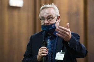 Prokurátor Úradu špeciálnej prokuratóry Ján Šanta.
