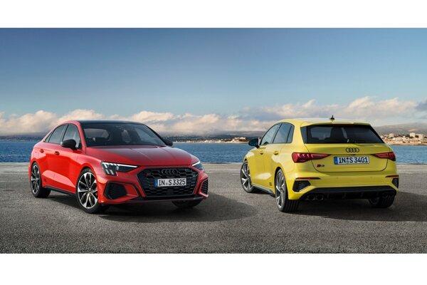 Audi S3 Sedan a Sportback