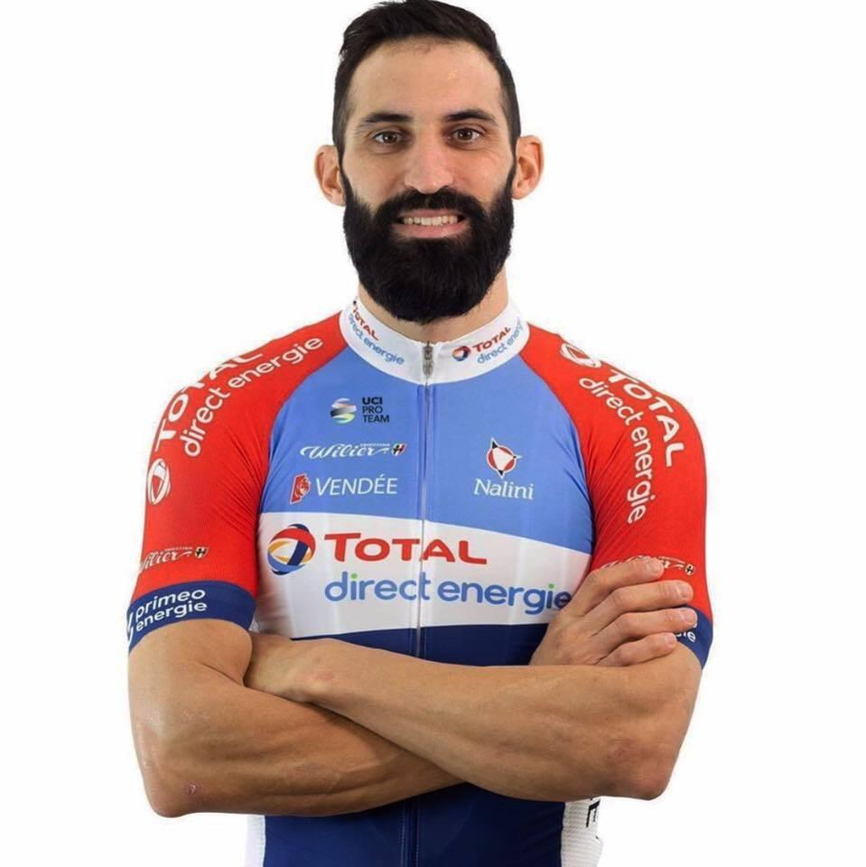 Geoffrey Soupe, cyklista, tím Team Total Direct Energie