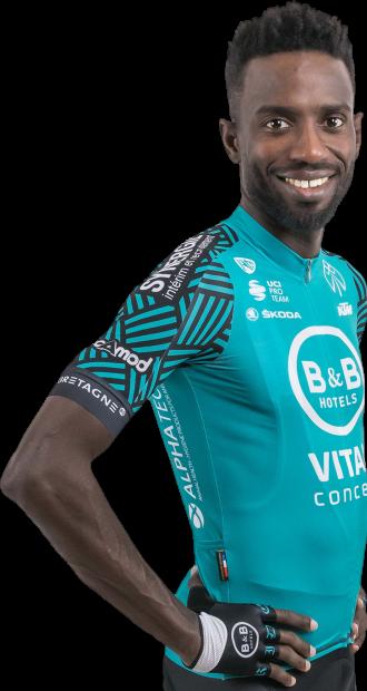 Kévin Reza, cyklista, tím B&B Hotels - Vital Concept p/b KTM