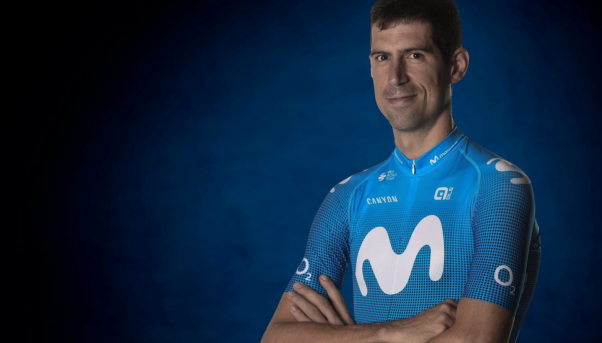 Imanol Erviti, cyklista, tím Movistar Team