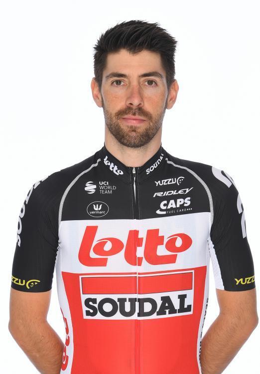 Thomas De Gendt, cyklista, tím Lotto Soudal