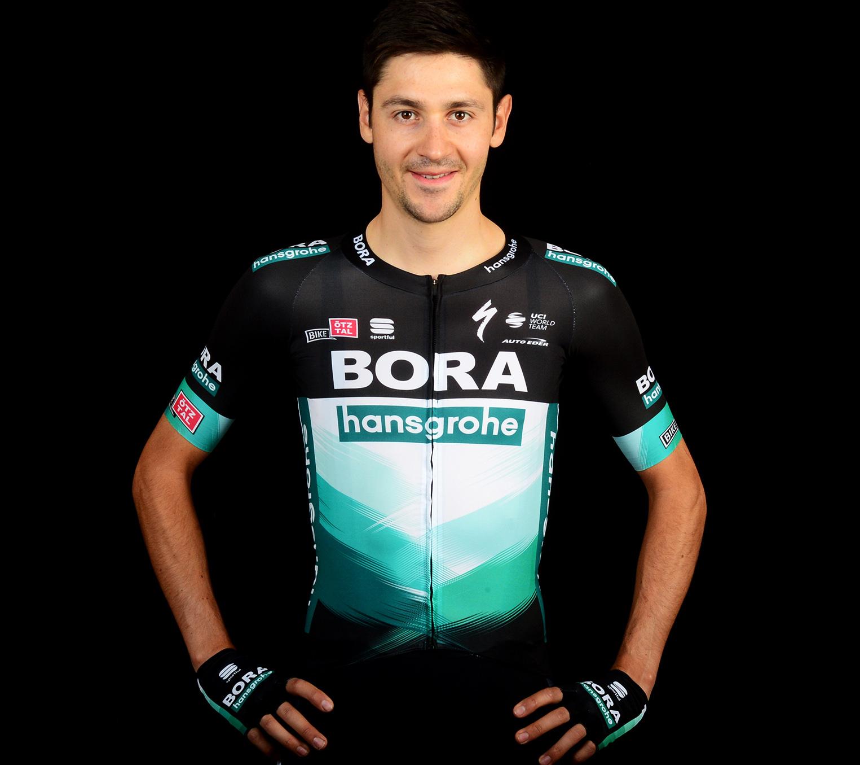 Emanuel Buchmann, cyklista, tím Bora-Hansgrohe