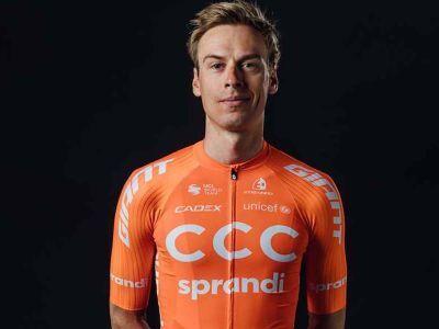 Jan Hirt, cyklista, tím CCC Team