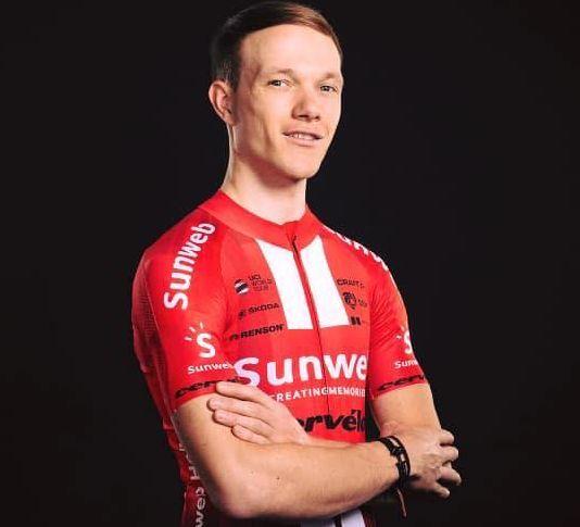 Nikias Arndt, cyklista, tím Team Sunweb