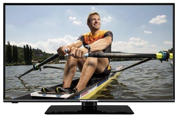 Hlavná výhra - televízor Gogen.