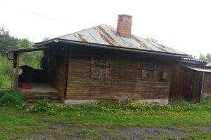 Mesto Vranov predáva chatu Nataša na Domaši.