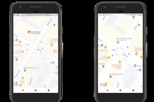 V Londýne, New Yorku a San Franciscu prejdú aktualizáciou aj mapy ulíc. Používatelia budú vidieť chodníky, priechody, tvar a šírku ciest v mierke.