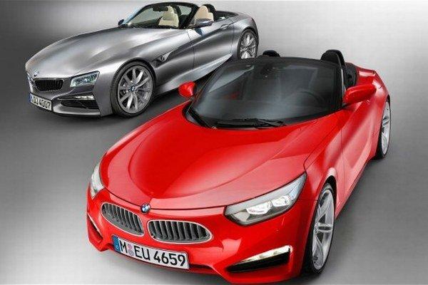 Aj takto si predstavujú fanúšikovia nový roadster od BMW.