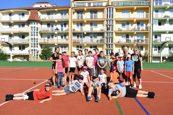 Dva turnusy letnej školy v Dubnici naplnili takmer okamžite.