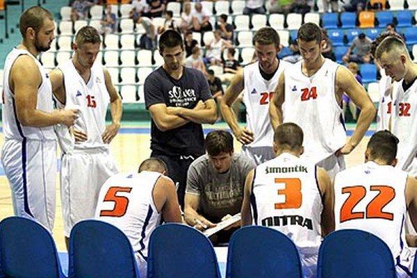 Mladý tím Nitry pod vedením Petra Seman zohral prvý prípravný zápas.