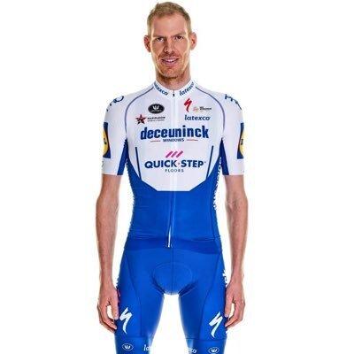 Tim Declercq, cyklista, tím Deceuninck - Quick Step
