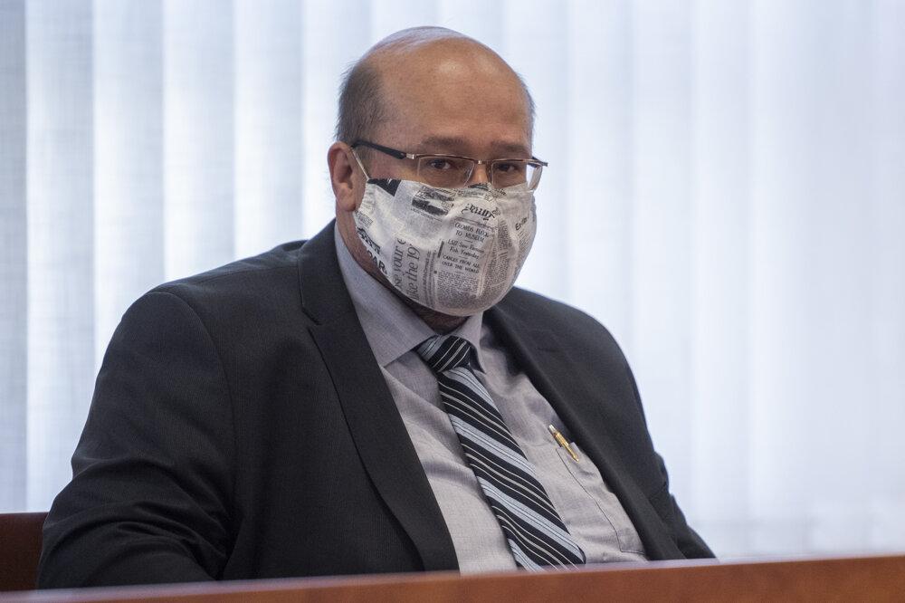 1. jún 2020. Svedok kriminalista z odboru informačných technológií Dušan Mikulaj.