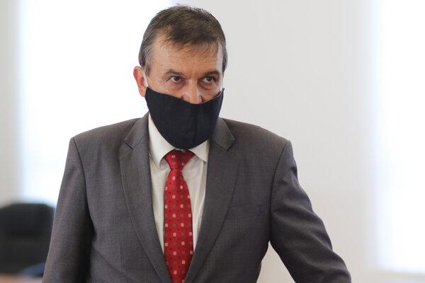 Ján Hrubala, predseda Špecializovaného trestného súdu.