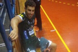 Pedra Pacheca vyradil z činnosti zranený členok.