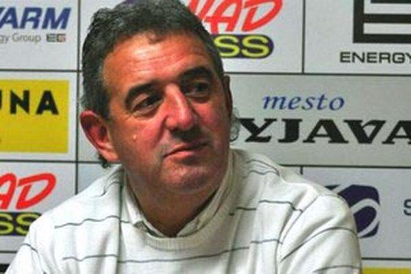 Peter Gergely je kandidátom na post trénera Šale.