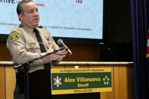 Šerif Alex Villanueva.