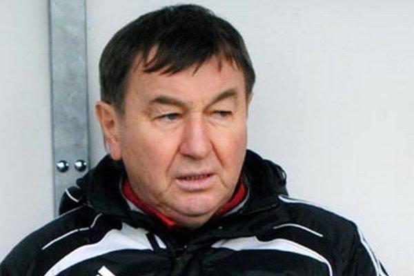 Tibor Meszlényi chýbal na lavičke v štyroch zápasoch.