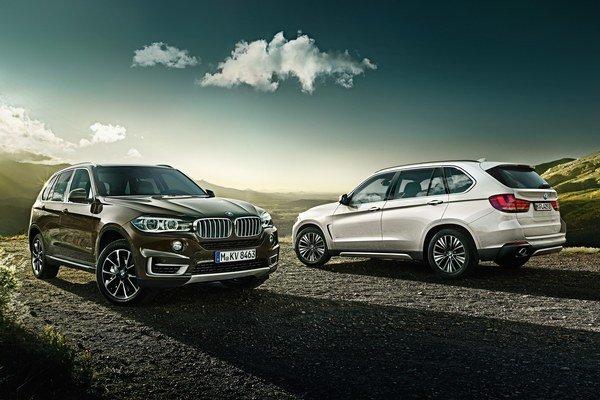 BMW X5 nebude najväčším SUV v ponuke značky. Nahradí ho sedemmiestne SUV X7.
