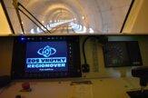 Otvorili nový železničný tunel. Prezrite si, ako trať vidí rušňovodič