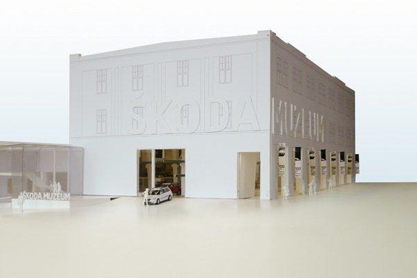 Škoda Auto Muzeum dostane nový kabát a moderné expozície.