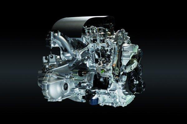 Honda sa chváli, že ich nový naftový motor je najľahší vo svojej triede.