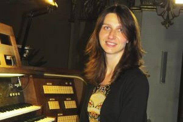 V záverečnom koncerte festivalu vystúpi domáca organistka Mária Magyarová Plšeková.