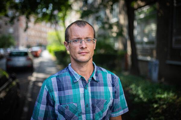 Demograf Branislav Šprocha.