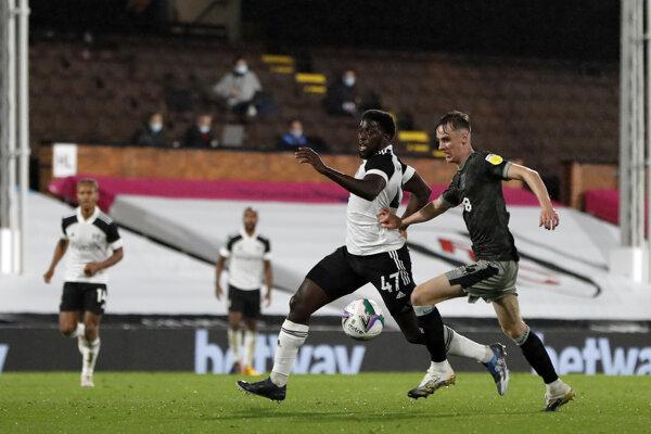 Zápas Fulham - Sheffield.