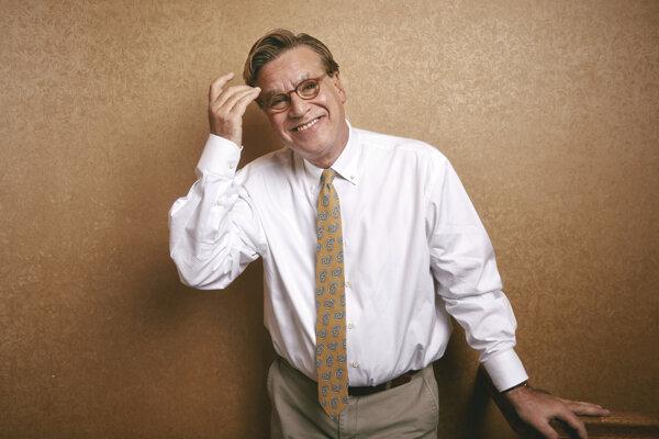 Aaron Sorkin, scenárista a režisér.