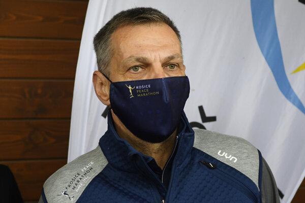 Riaditeľ MMM Branislav Koniar.