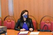 Riaditeľka Regionálneho úradu verejného zdravotníctva v Považskej Bystrici Renata Beníková