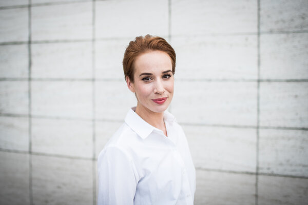 Táňa Pauhofová.