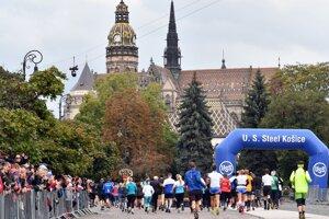MMM sa pobeží výnimočne len v centre mesta, jeden okruh bude mať dĺžku 4213 m.