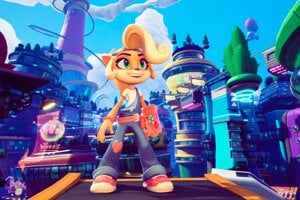 Hru môžete od začiatku do konca prejsť aj s Coco.