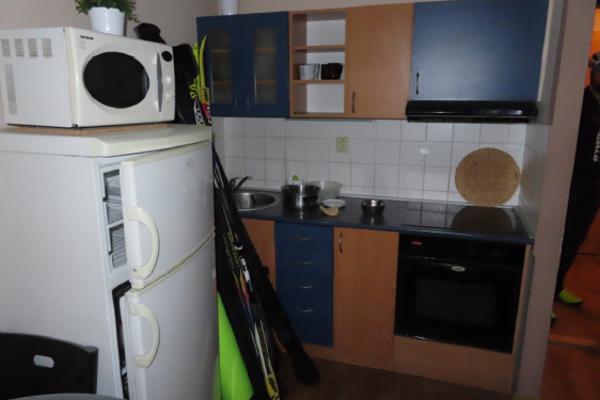 Snímka bytu na Bajkalskej ulici, ktorý predáva ŽSR.