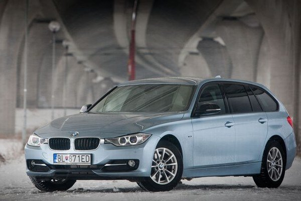 Nové BMW 3 Touring si zachovalo švih predchodcu a na prvý pohľad sa veľmi nezmenilo